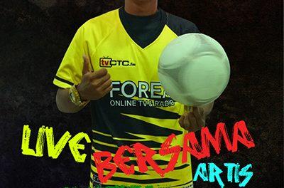 AKSI : Nik Khairul Anuar – Football Freestyler