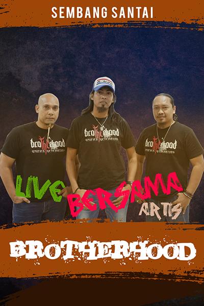 Sembang Santai : Live Bersama Kumpulan Brotherhood