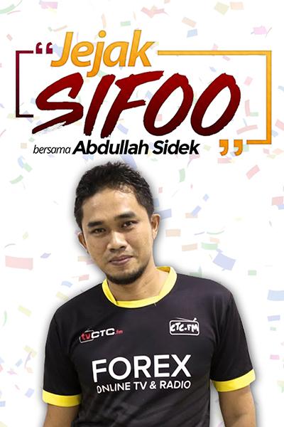 JEJAK SIFOO : bersama Abdullah Sidek