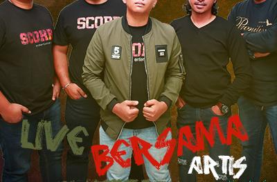 """SEMBANG SANTAI : Live Bersama Pengurusan Larian Amal """"SRIKANDI RUN"""" dan Konsert SILATURRAHIM dan Kumpulan Scorr"""
