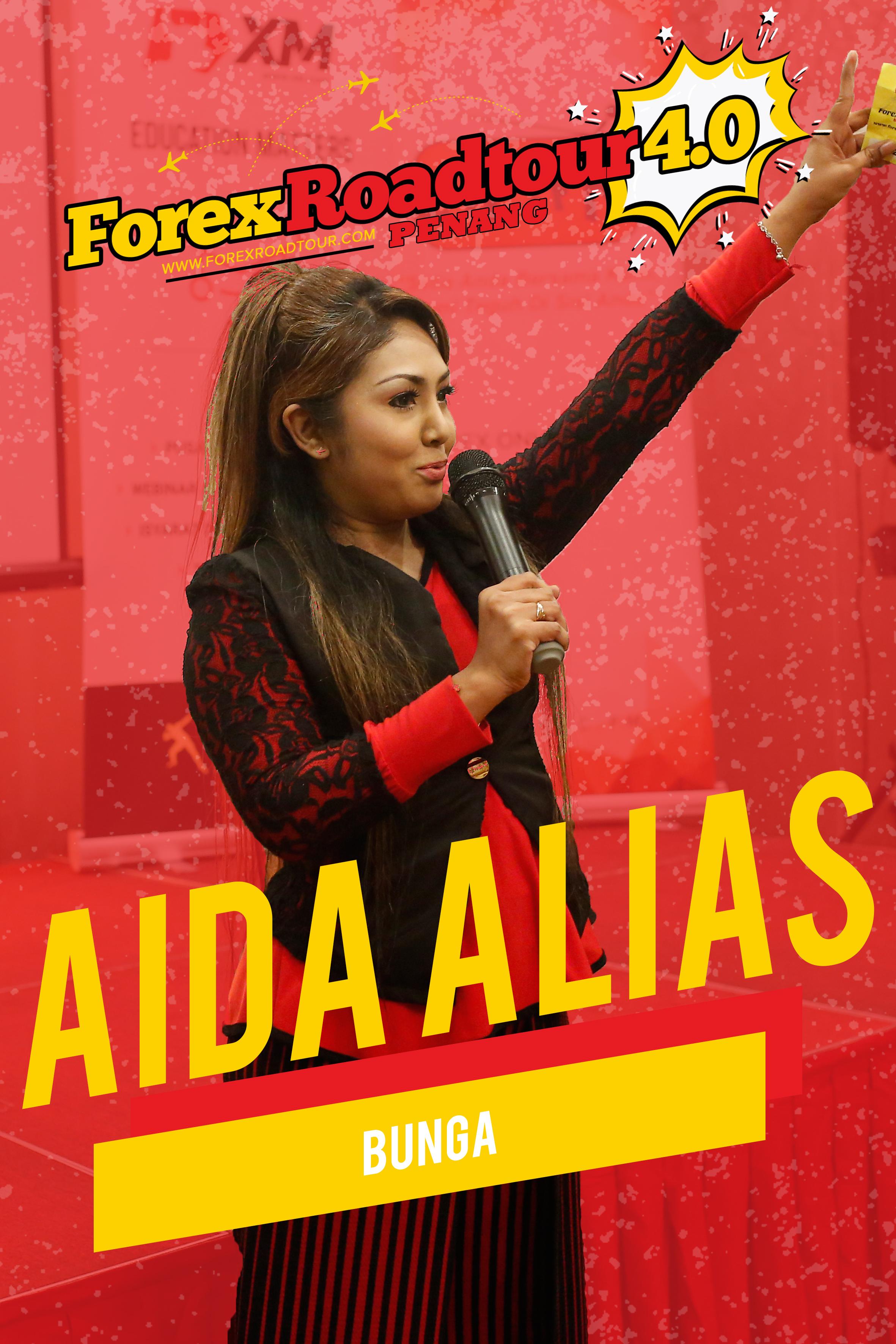 Aida Alias - Bunga [Forex Roadtour 4.0 Penang]