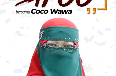 JEJAK SIFOO : Bersama Coco Wawa