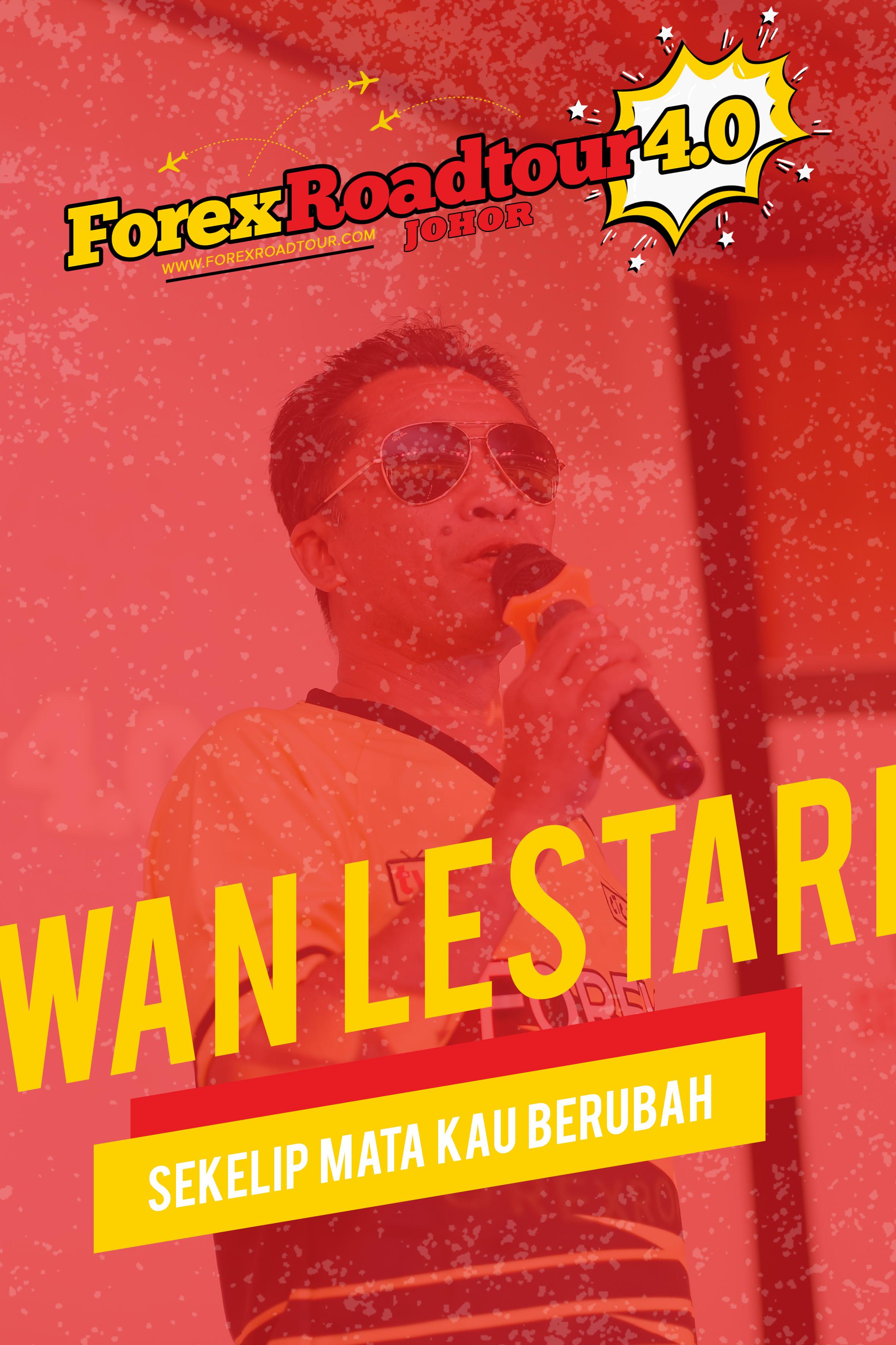 Wan Lestari - Sekelip Mata Kau Berubah [Forex Roadtour 4.0 Johor]
