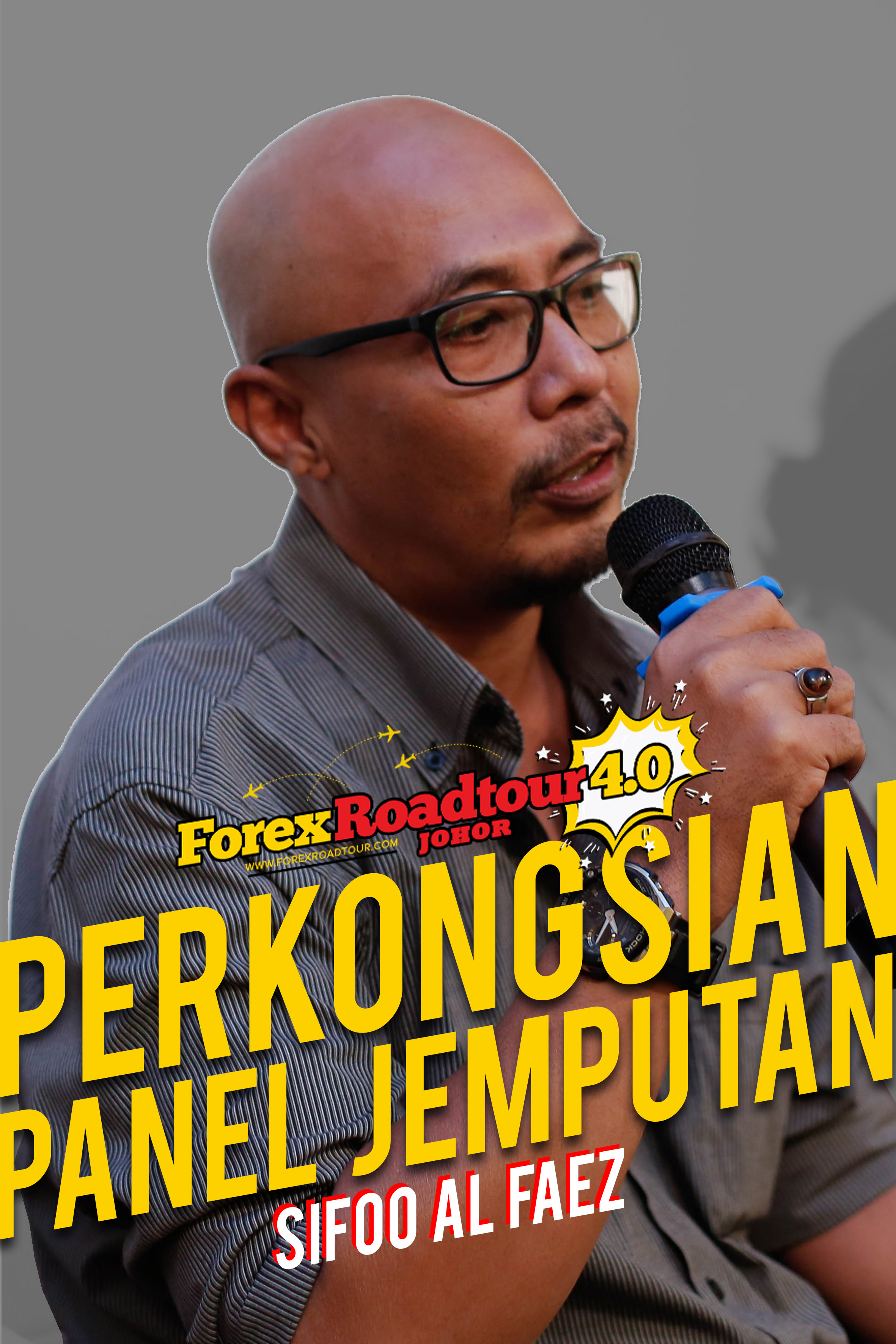 Sifoo AL Faez [Forex Road Tour 4.0 Johor]