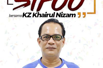 JEJAK SIFOO : Bersama KZ Khairul Nizam Zainuddin