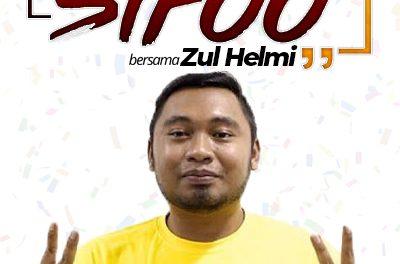 JEJAK SIFOO : Bersama Zul Helmi