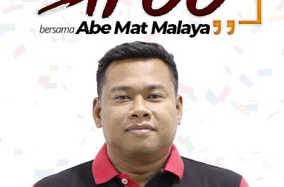 JEJAK SIFOO : Bersama Abe Mat Malaya