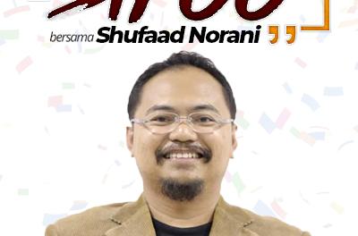 JEJAK SIFOO : Bersama Shufaad Norani