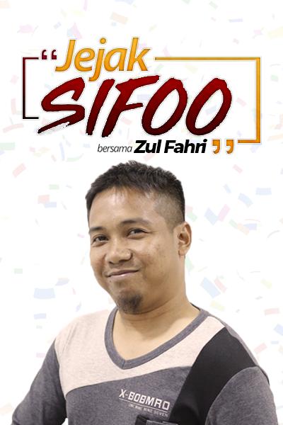 JEJAK SIFOO Bersama Zul Fahri