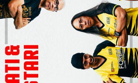 SEMBANG SANTAI : Live Bersama Kumpulan Sejati dan Kumpulan Lestari