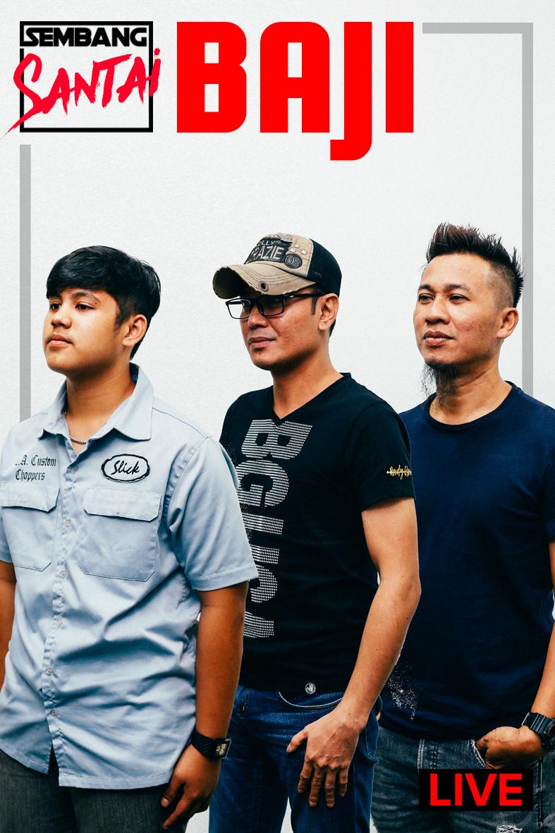 SEMBANG SANTAI : Live Bersama Kumpulan Baji