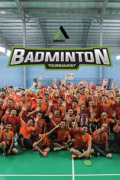 ArkeyFx Melaka Badminton Tournament
