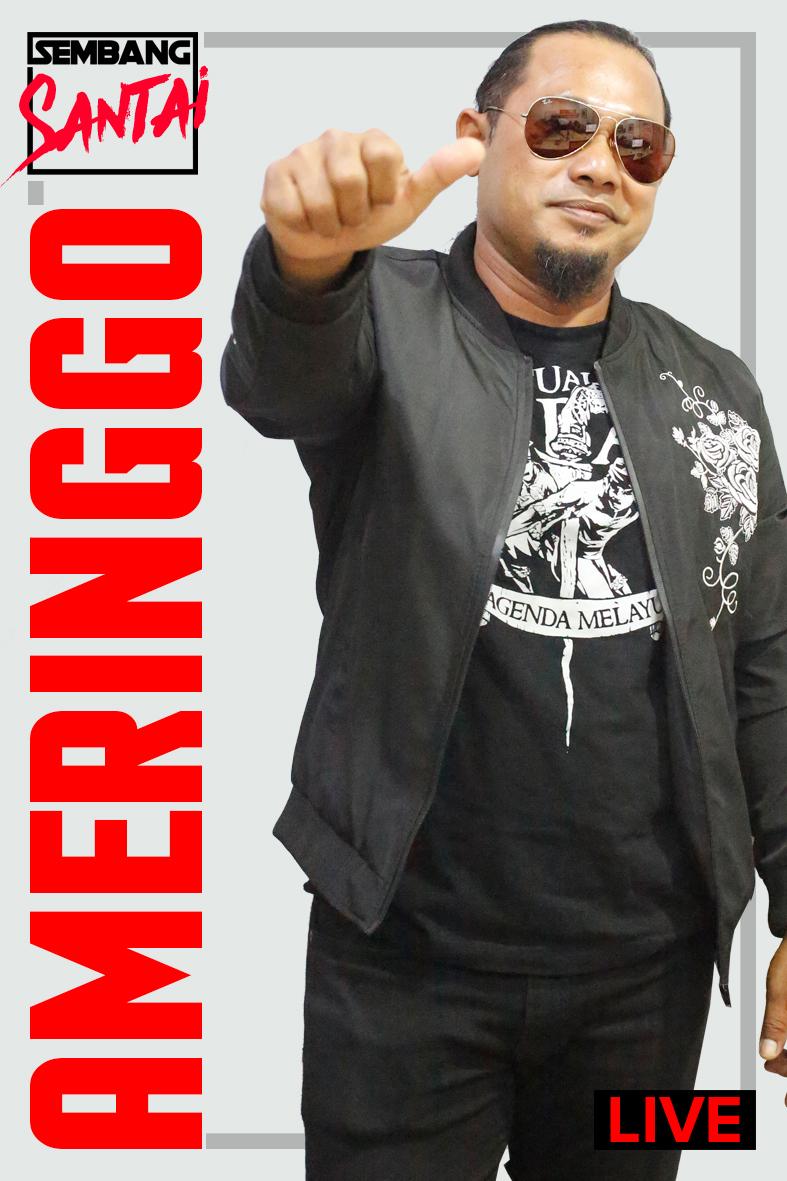 SEMBANG SANTAI : Ameringgo