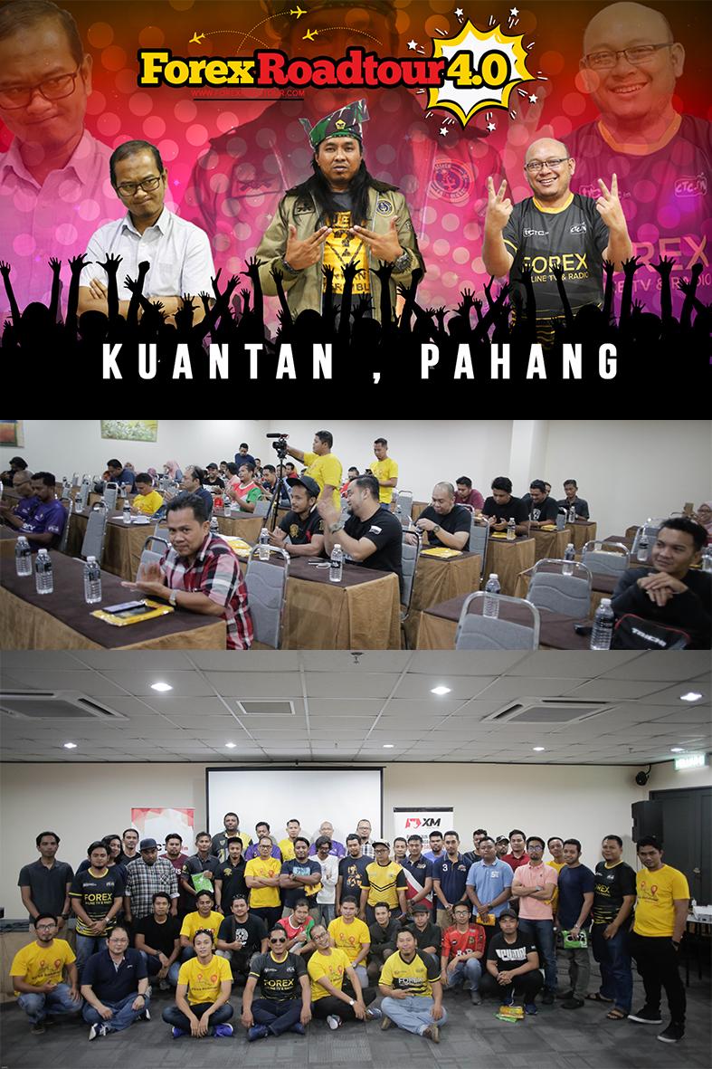 Forex Roadtour 4.0 - Pahang