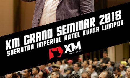 CTC @ XM Grand Seminar Kuala Lumpur 2018