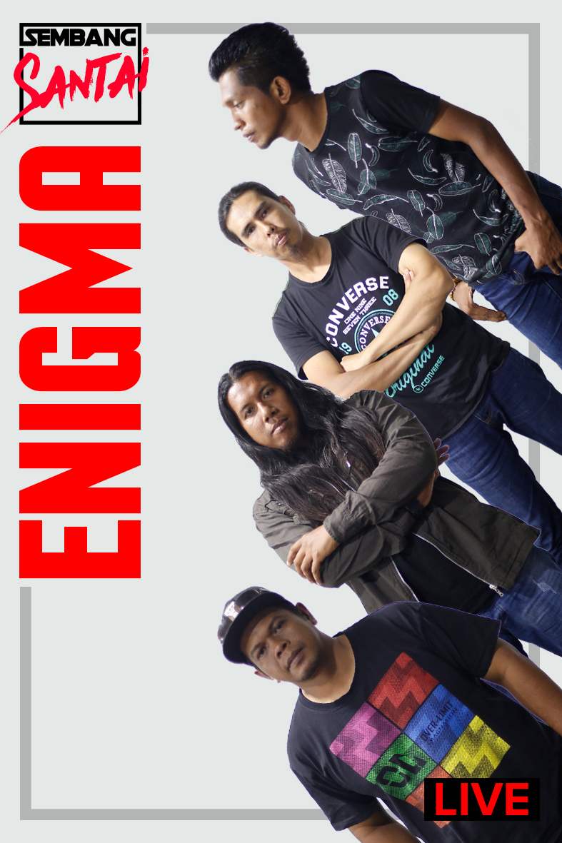 SEMBANG SANTAI : Kumpulan Enigma