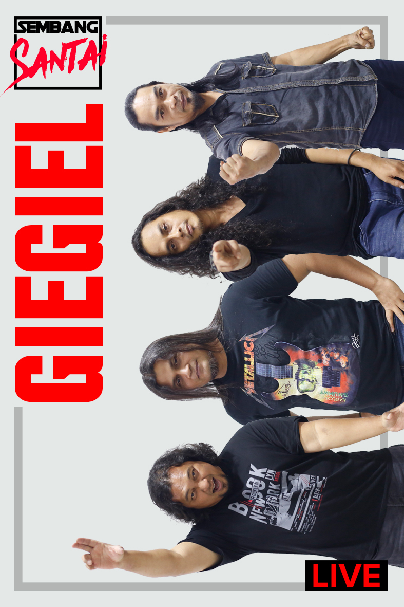 SEMBANG SANTAI : Kumpulan Giegiel
