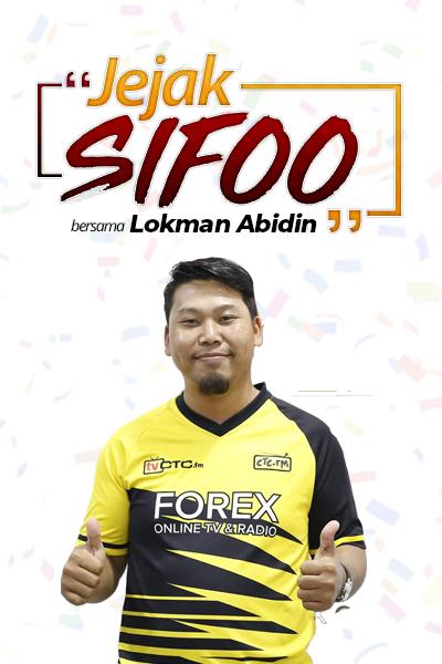 JEJAK SIFOO : Bersama Lokman Abidin