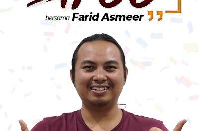 JEJAK SIFOO : Bersama Farid Asmeer