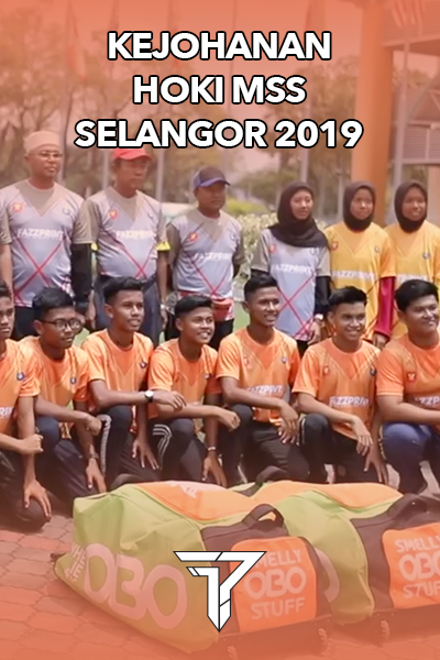 Kejohanan Hoki MSS Selangor 2019 - PPD Sabak Bernam