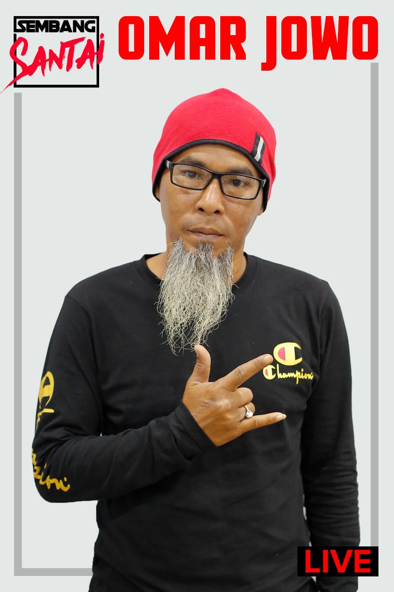 SEMBANG SANTAI : Omar Jowo