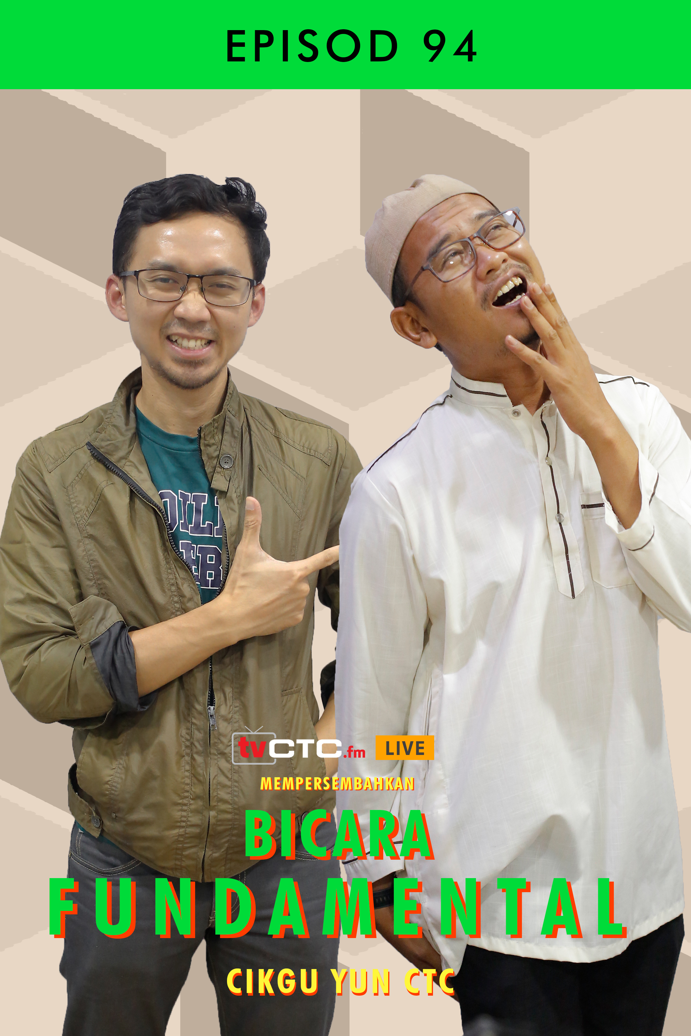 BICARA FUNDAMENTAL : Fundamental (Episod 94)