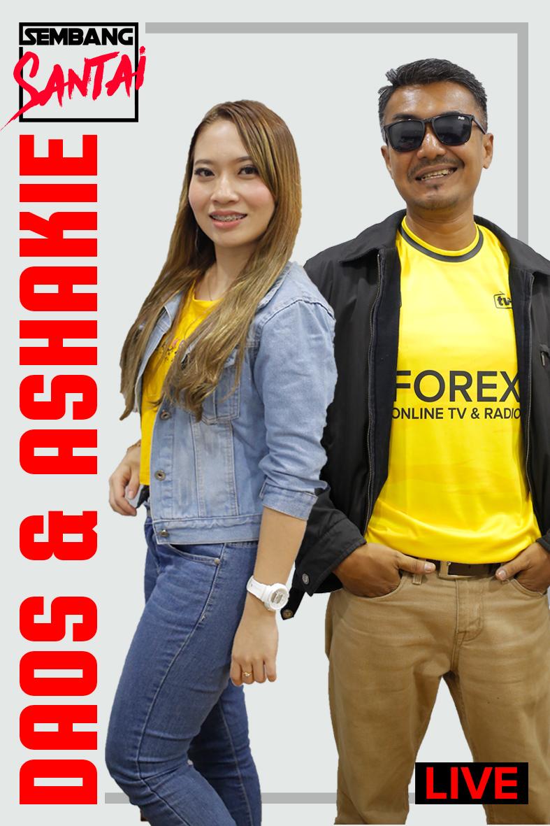 SEMBANG SANTAI : Daos Saofey dan Ashakie