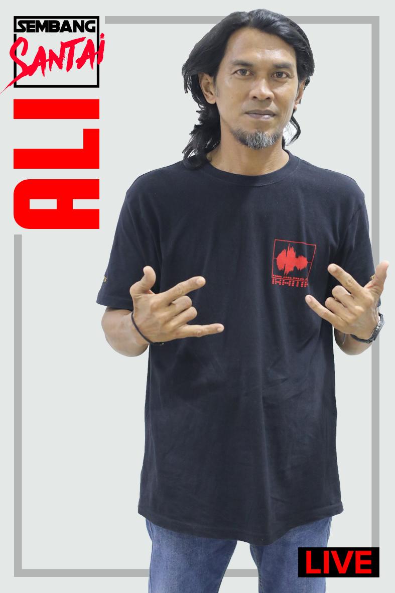 SEMBANG SANTAI : Ali